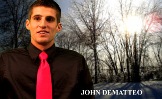 John DeMatteo, Geography Major